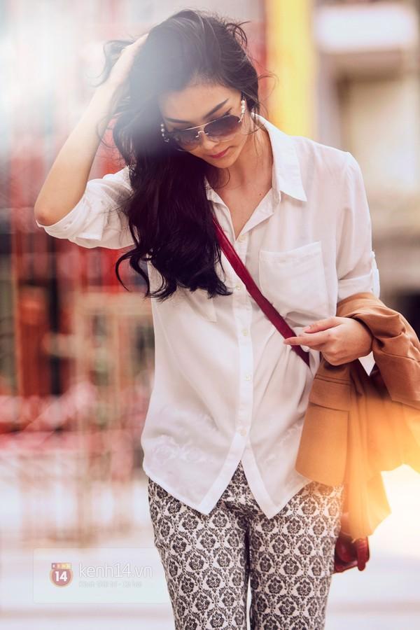 Mặc đồ thoải mái và trendy cho ngày chớm thu 1