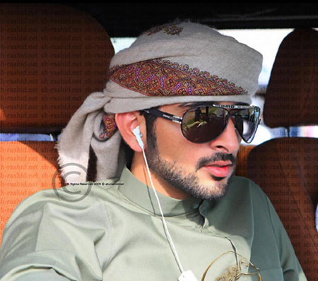 Hoàng tộc Dubai: Vẻ đẹp vạn người mê - 5