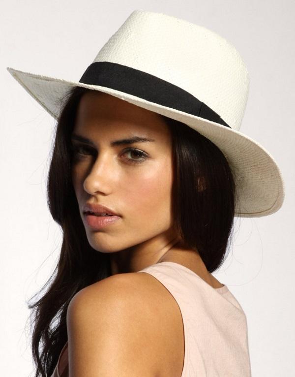 7 kiểu chiếc mũ dễ thương cho mùa hè