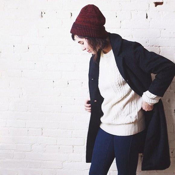 Bổ sung vào tủ đồ những chiếc áo thiết yếu cho mùa đông
