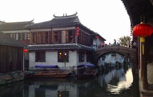 Ghé 5 cổ trấn đẹp nhất Trung Hoa 3
