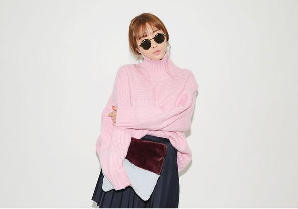 4 màu áo len gam pastel không thể thiếu của mùa đông 5