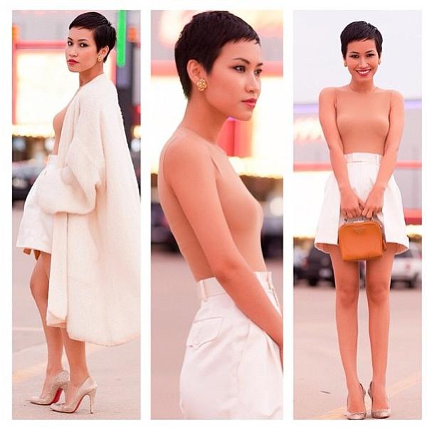 NTK gốc Việt Nini Nguyen - từ lao công trở thành stylist riêng của Rihanna 35