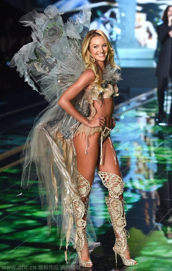 Mãn nhãn Victoria's Secret show 2014