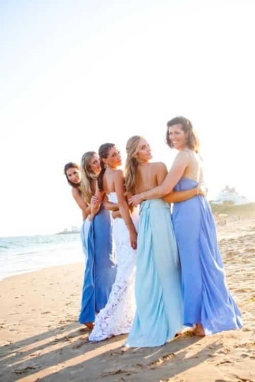 7 gợi ý váy phù dâu thời trang và nhã nhặn 18