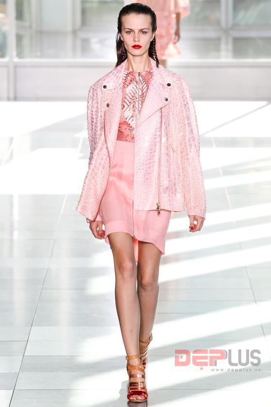 Xuân-Hè 2014, xu hướng thời trang nào lên ngôi?