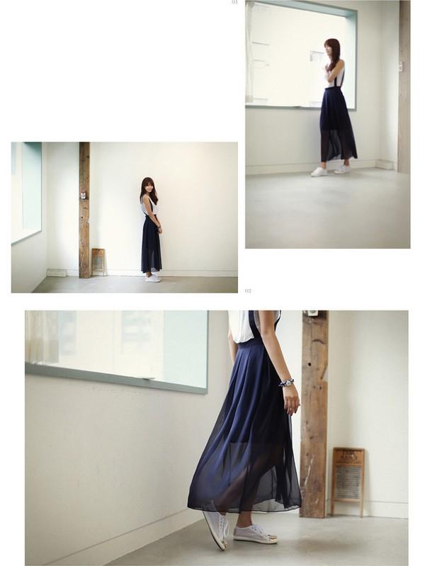 Tips mặc váy ngày nắng nóng cho những cô nàng... chân cong 7
