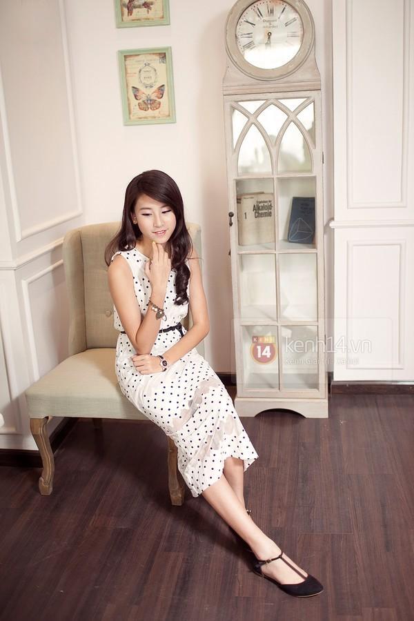 Những chiếc váy dài cho mùa hè nắng nóng