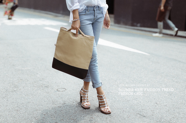 Cách chọn và kết hợp quần jeans với giày hợp từng dáng chân 15