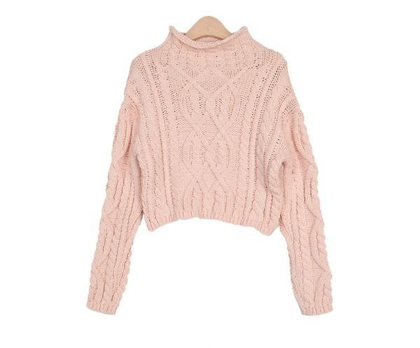4 màu áo len gam pastel không thể thiếu của mùa đông 4
