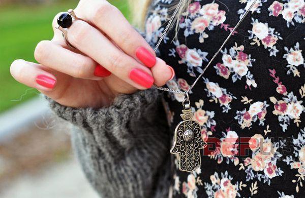 Tìm kiếm những màu nail đẹp cho mùa Thu Đông