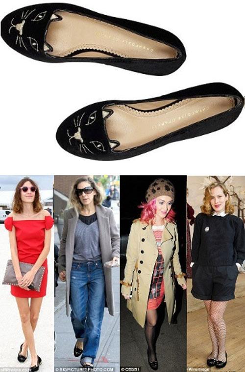 Hè 2013 và 4 mẫu giày bệt không thể bỏ qua