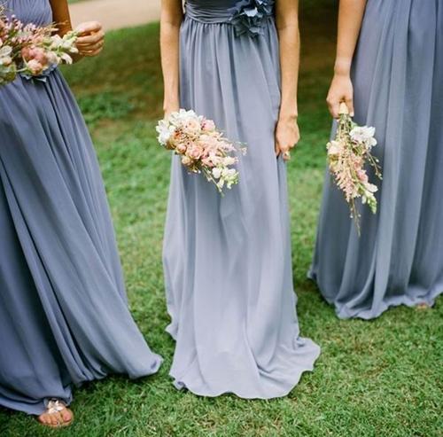 7 gợi ý váy phù dâu thời trang và nhã nhặn 21