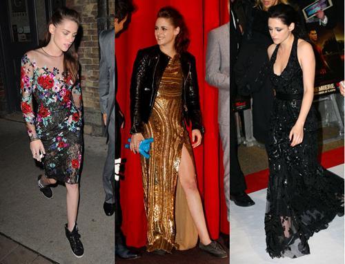 Váy điệu + Giày thể thao: Bộ đôi đối lập đầy cuốn hút