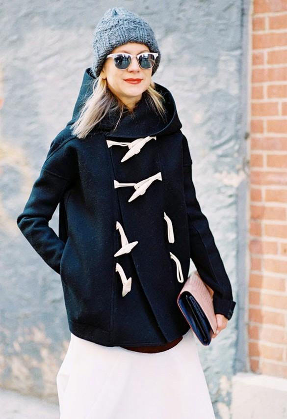 10 cách nhấn nhá đơn giản giúp bạn mặc đẹp ngày đông 21