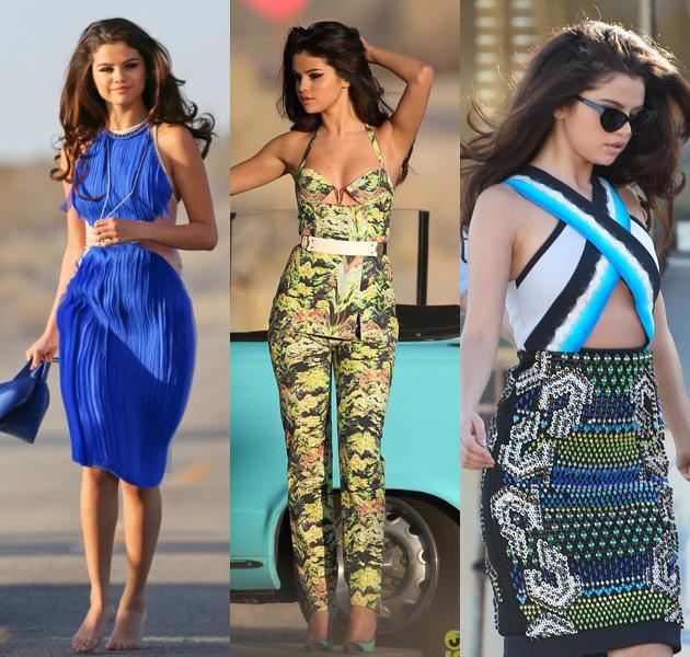 'Kẹo ngọt' Selena dần xa rời phong cách baby