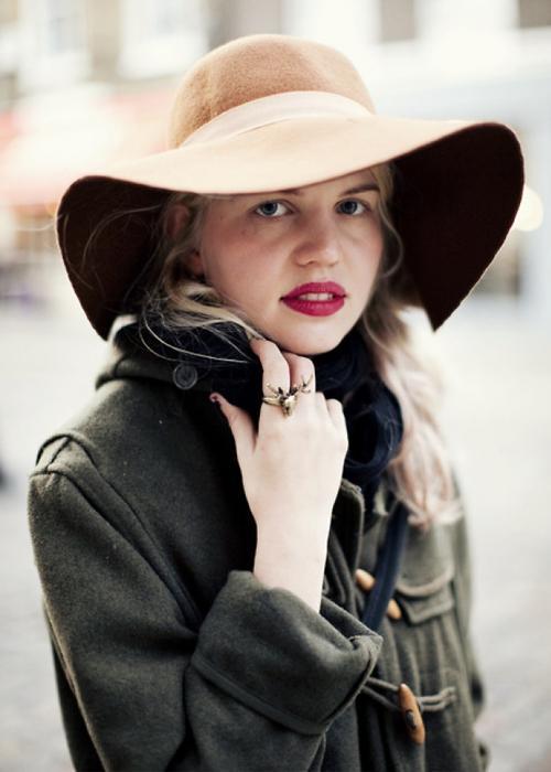 Những chiếc mũ hoàn hảo cho phong cách mùa Xuân