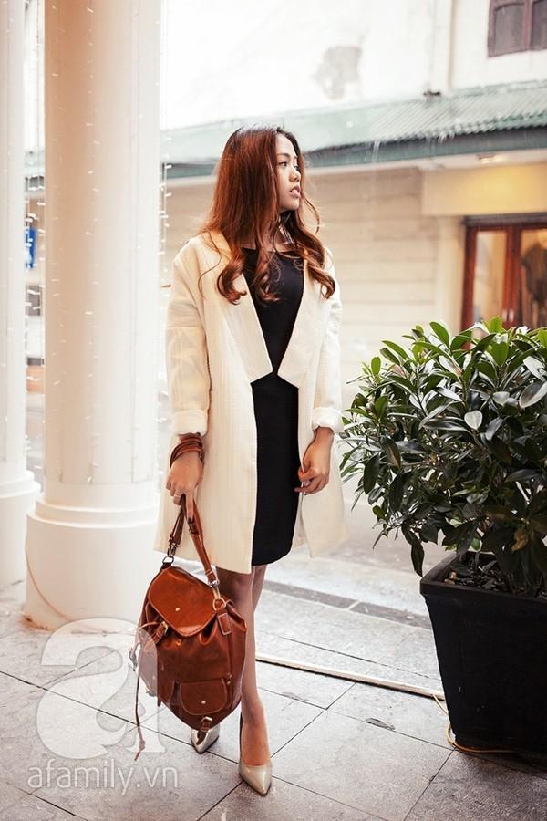 Biến hóa cho cả tuần làm việc với váy đen ngắn (LBD) quyến rũ 4