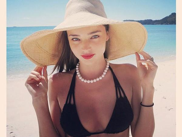 Loạt ảnh bikini đẹp nhất của Miranda Kerr 6 năm qua