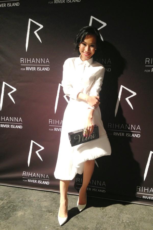 NTK gốc Việt Nini Nguyen - từ lao công trở thành stylist riêng của Rihanna 11