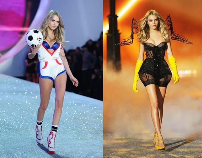 8 bí mật hậu trường của Victoria's Secret Fashion Show 2013