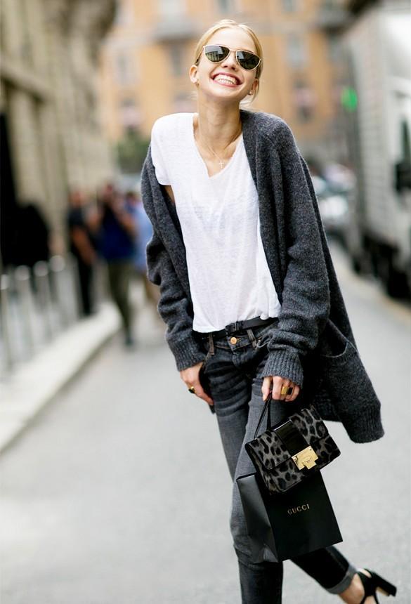 10 cách nhấn nhá đơn giản giúp bạn mặc đẹp ngày đông 9