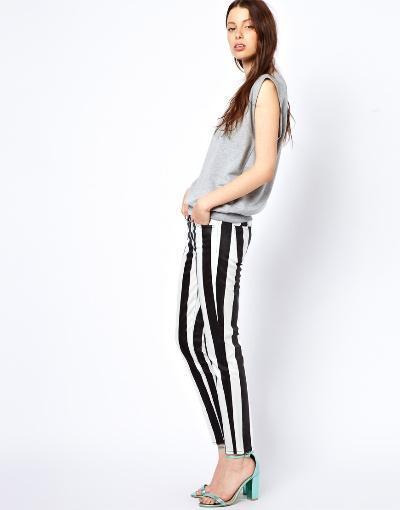 Không khó để chọn một chiếc quần jeans skinny nữ phù hợp