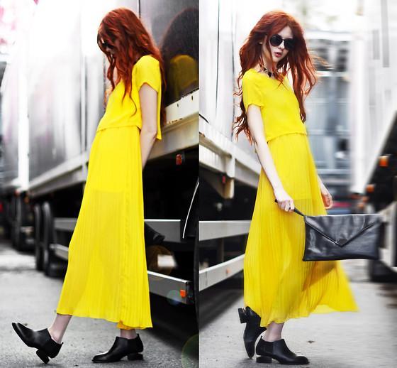 3 chất liệu vải đẹp may váy mùa hè