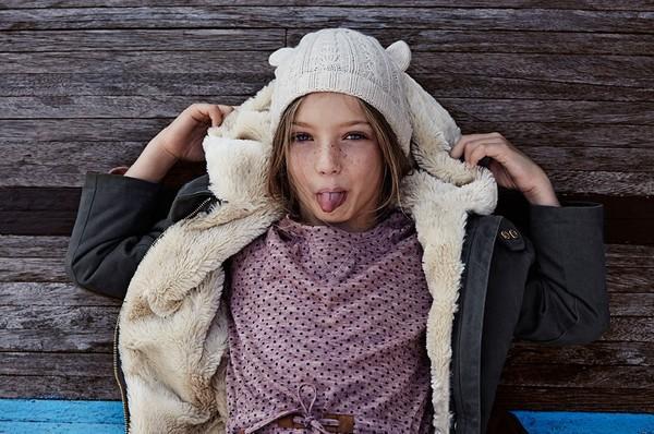 Mê mẩn ngắm lookbook mùa đông dành cho các bé yêu 25