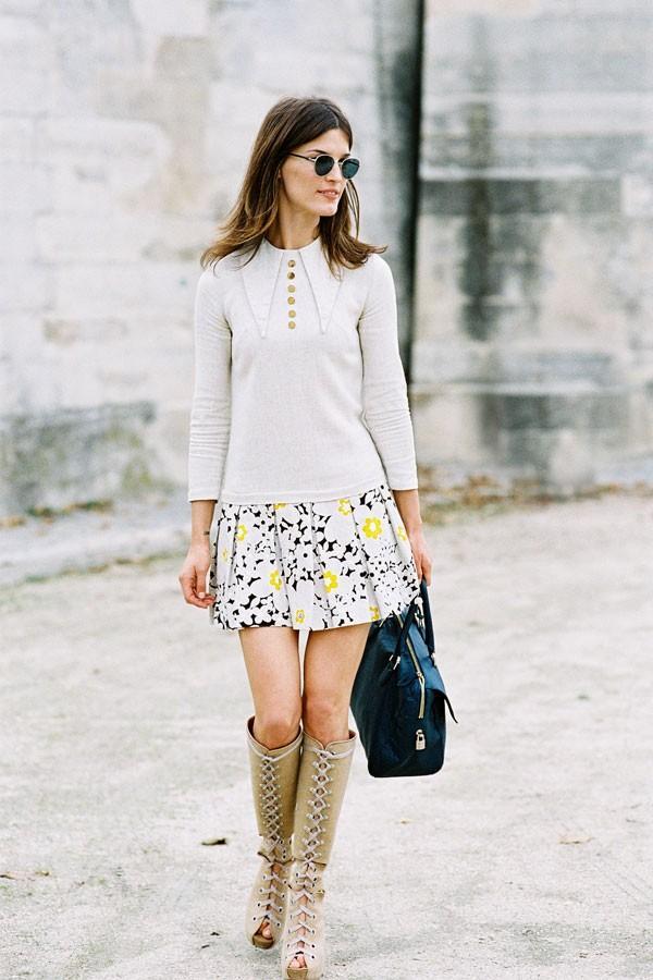 10 chiếc chân váy hè quen thuộc của phái đẹp 18