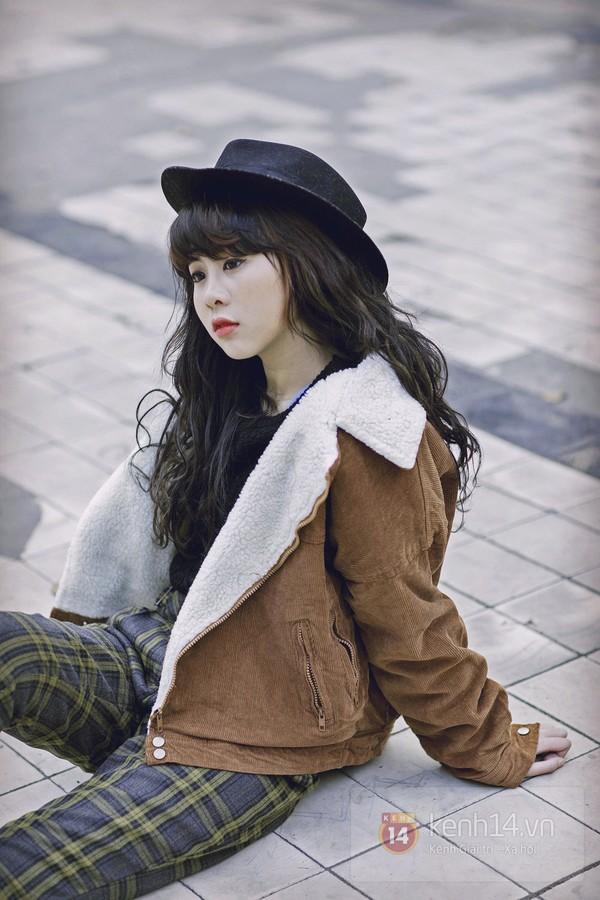 Ấm áp và phong cách với jacket trẻ trung 7