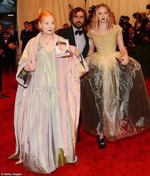 4  'quái nhân' của thế giới thời trang - 18