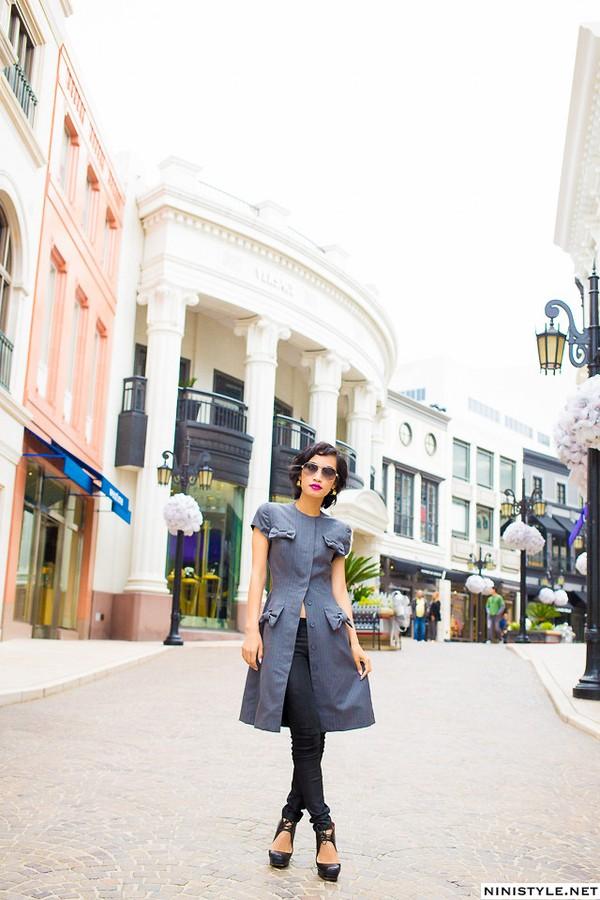 NTK gốc Việt Nini Nguyen - từ lao công trở thành stylist riêng của Rihanna 51