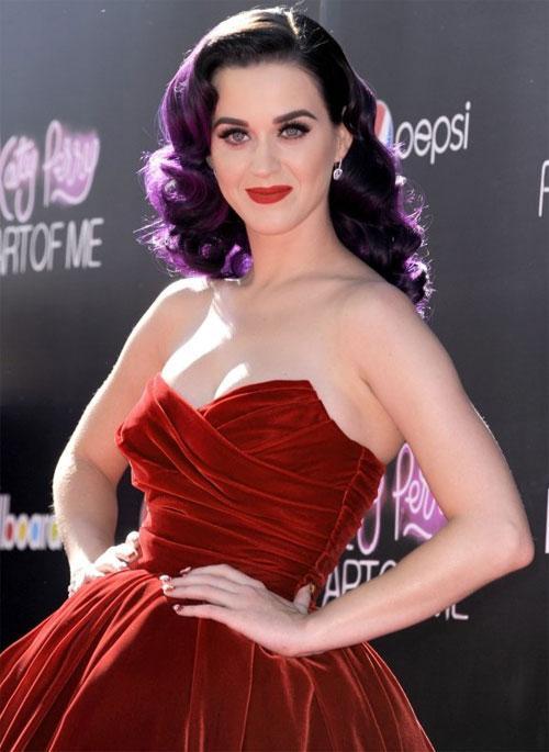 10 khoảnh khắc gợi cảm nhất của Katy Perry
