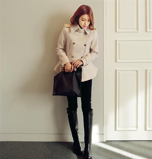 Kết hợp 3 phong cách với áo khoác tone màu tươi sáng 20