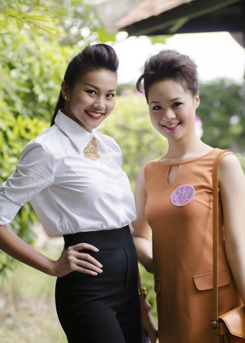 Phối đồ công sở theo phong cách nổi bật của sao Việt
