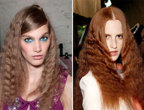 Những kiểu tóc uốn đẹp 2013 bạn không nên bỏ qua