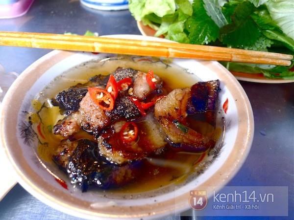 Hà Nội: Ngày cuối thu đi lang thang ăn đủ kiểu bún chả 1