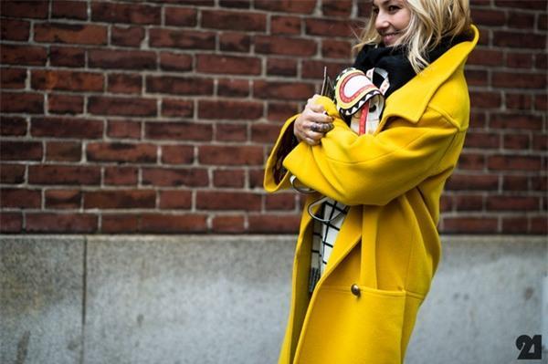 6 chiếc áo khoác hợp cả phong cách xuề xòa lẫn sang trọng 5
