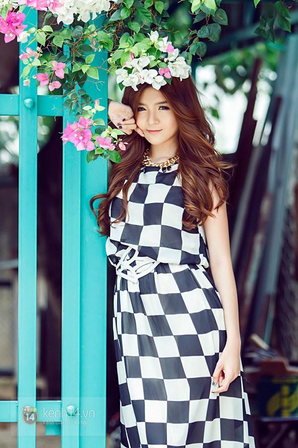 Chào hè ngọt ngào với những chiếc váy dịu dàng