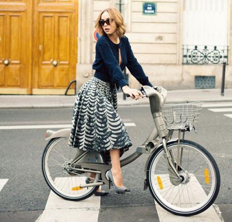 Bí mật thanh lịch của phụ nữ Paris