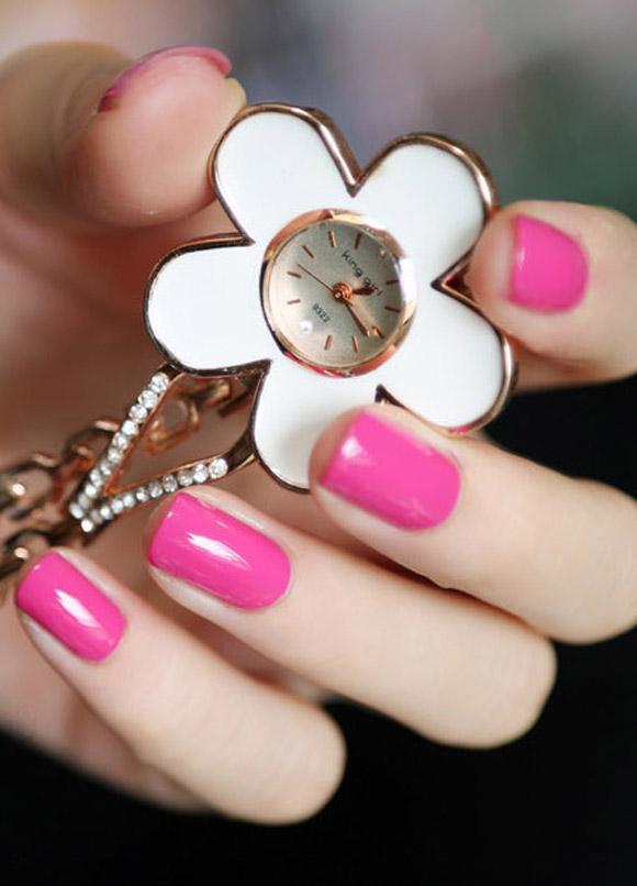 Những mẫu móng đẹp ngọt ngào cho ngày Valentine
