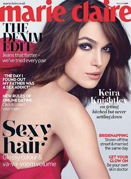 Keira Knightley khoe lưng trần