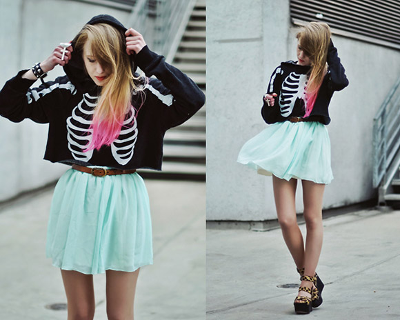 Các mẫu áo hoodie đẹp khỏe khoắn mùa thu đông 2013