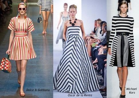10 xu hướng thời trang nổi bật năm 2013