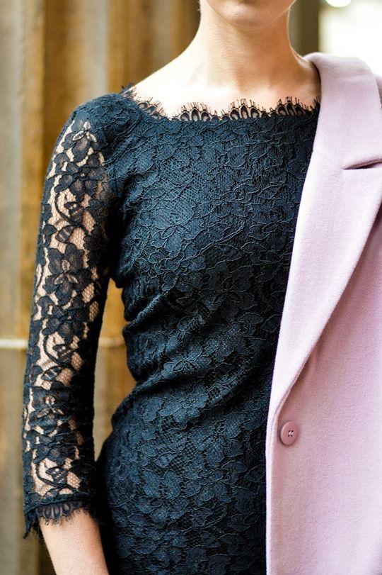7 cách đơn giản khiến chiếc váy đen thêm bắt mắt 26
