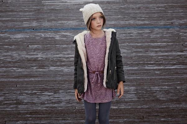 Mê mẩn ngắm lookbook mùa đông dành cho các bé yêu 24