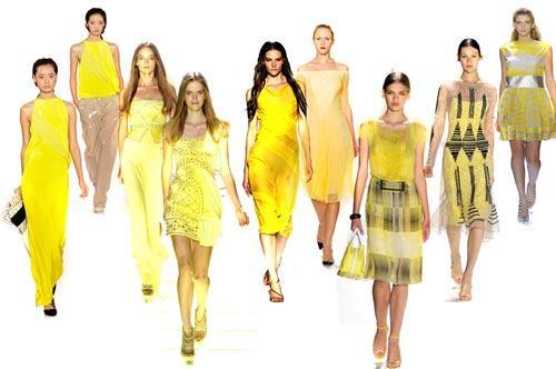 Gợi ý phối đồ và kết hợp trang phục theo màu sắc