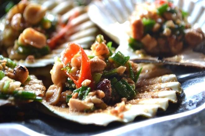 8 món sò, ốc nướng cực thơm ngon cho chiều mưa Sài Gòn