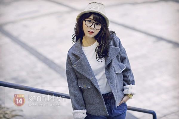 Ấm áp và phong cách với jacket trẻ trung 8